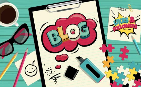 یک وبلاگ چیست و چه فرقی با یک وب سایت دارد ؟
