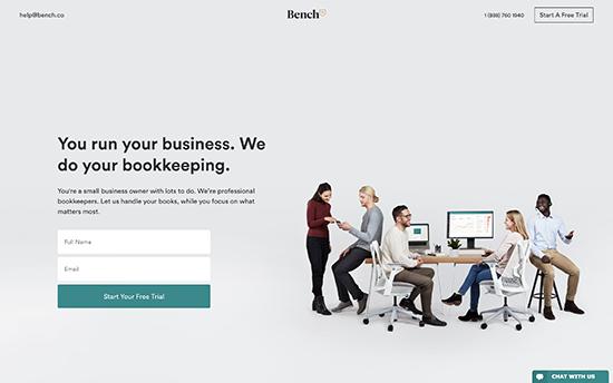 خدمات آنلاین حسابداری برای وب سایت های وردپرس