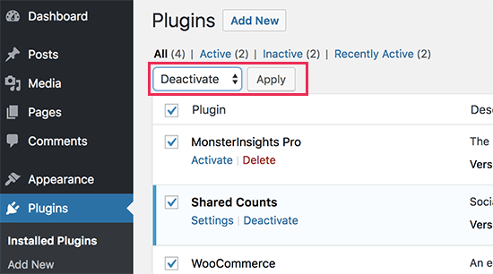 رفع مشکل کار نکردن دکمه افزودن دکمه های رسانه ای در وردپرس