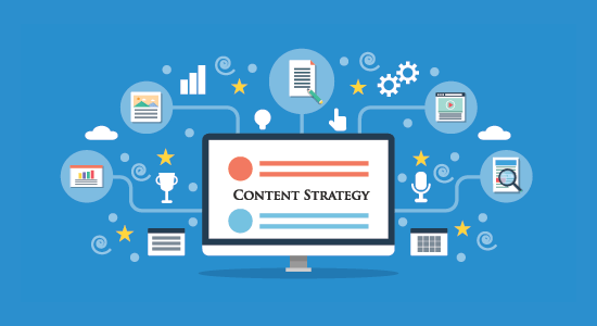 6. برنامه ریزی استراتژی بازاریابی محتوا